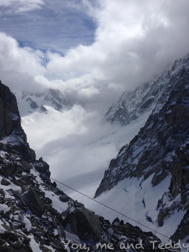 Aiguille des Grands Montets (3295m)